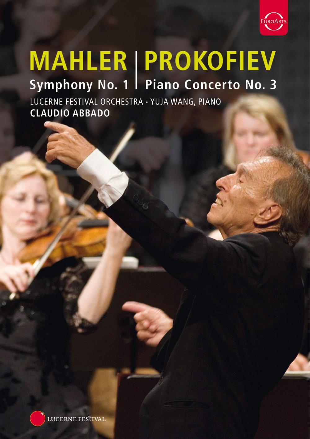 Abbado Conducts Mahler No  1 & Prokofiev Piano Concerto No  3 - EUROARTS