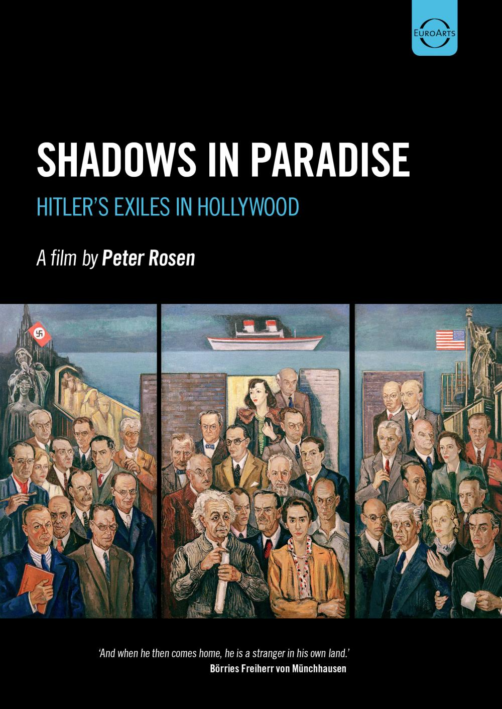 shadows in paradise - hitler u2019s exiles in hollywood