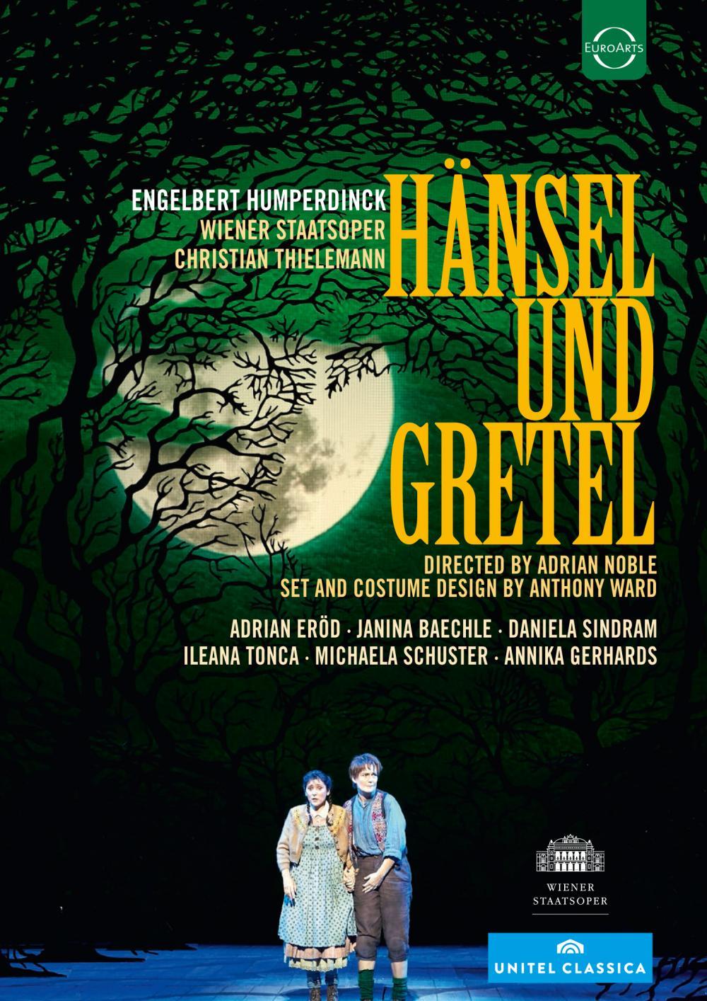 Engelbert Humperdinck – Hänsel und Gretel - EUROARTS