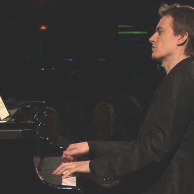 Verbier Festival: Alexandre Tharaud plays Scarlatti - EUROARTS
